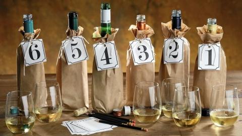 Wine tasting sets
